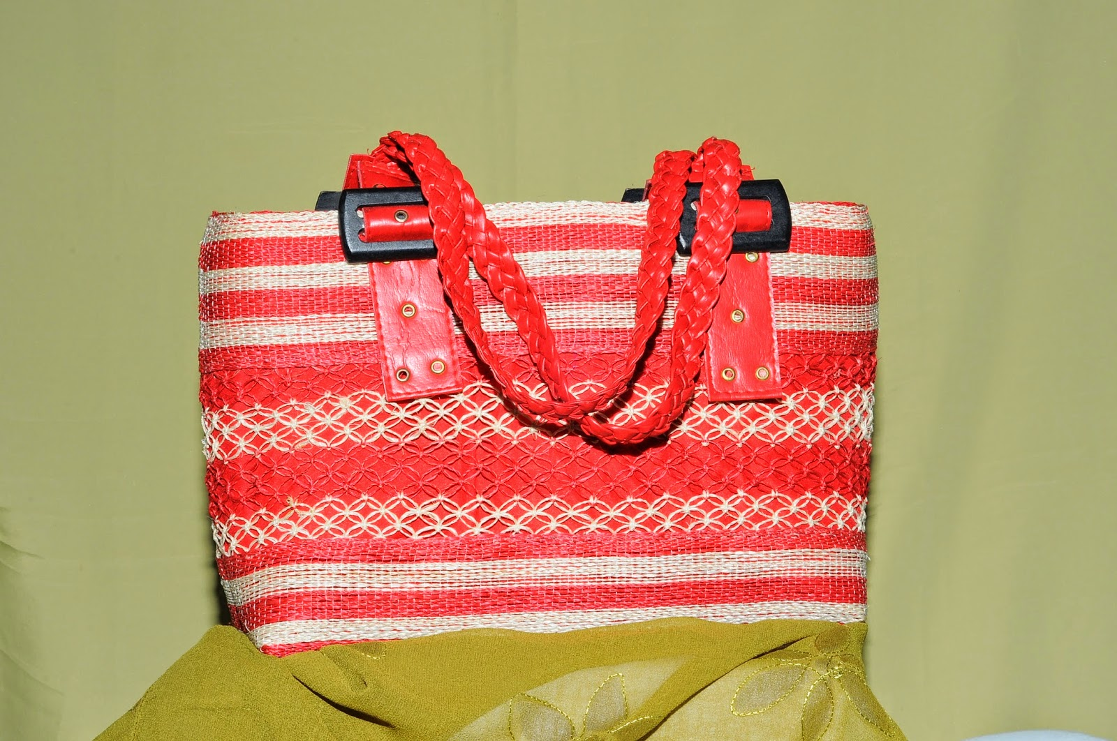ABACA Fashion BAGS Of Albay  Philippines