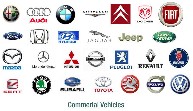 Subenter Cars: Car Company Logos