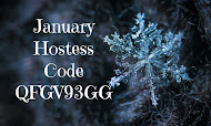 January Hostess Code