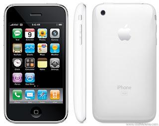 Spesifikasi iPhone 3G