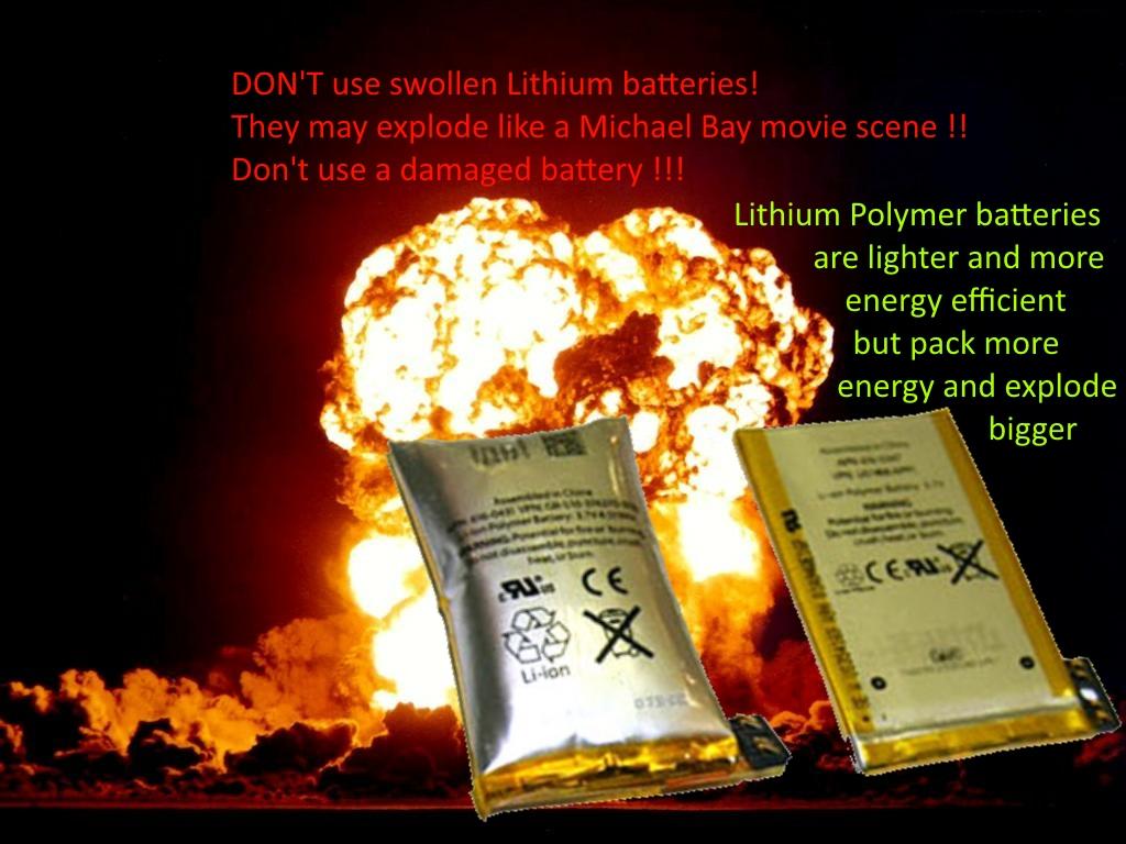 ideaz lithium ion vs lithium polymer mobile batteries. Black Bedroom Furniture Sets. Home Design Ideas