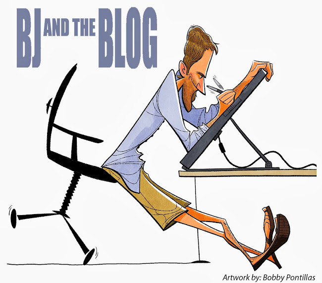 BJ and the Blog
