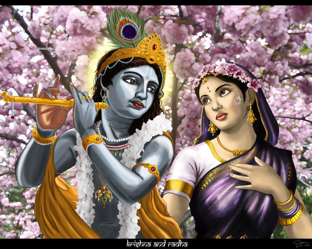 Sarvam Sri Krishnarpanam..!!!: Radhai...