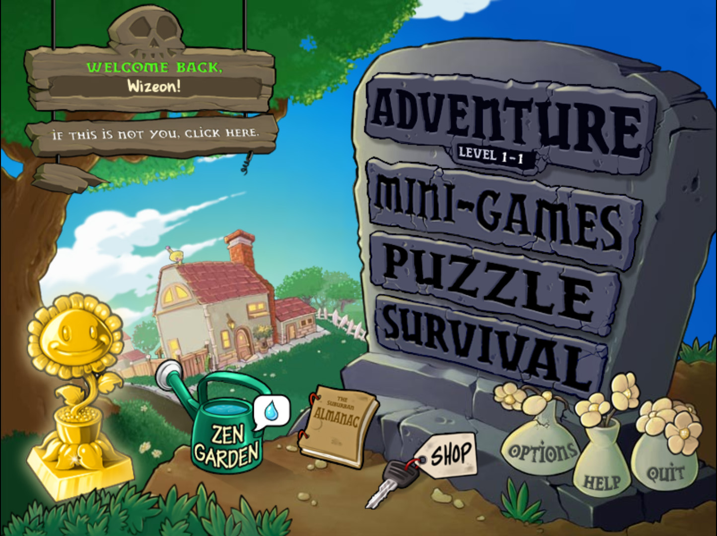 GAMES SPOTLIGHT: Cheat Game Plants VS Zombies - Matahari ...