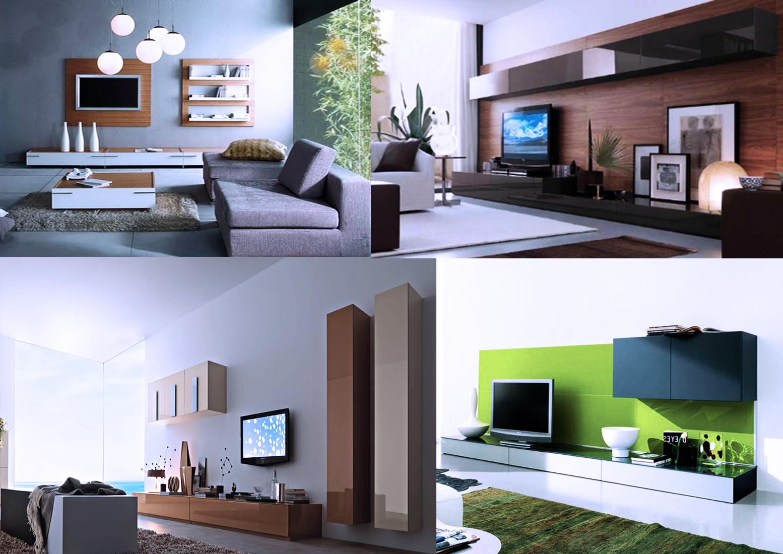 Centro de entretenimiento dise o y decoraci n de for Muebles modernos df