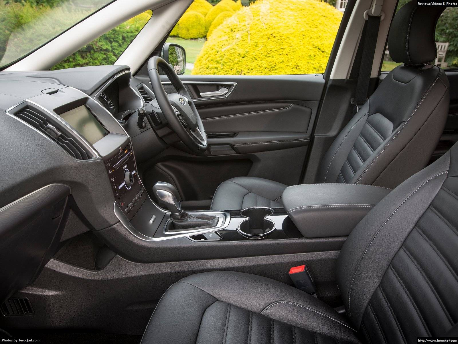 Hình ảnh xe ô tô Ford Galaxy 2016 & nội ngoại thất