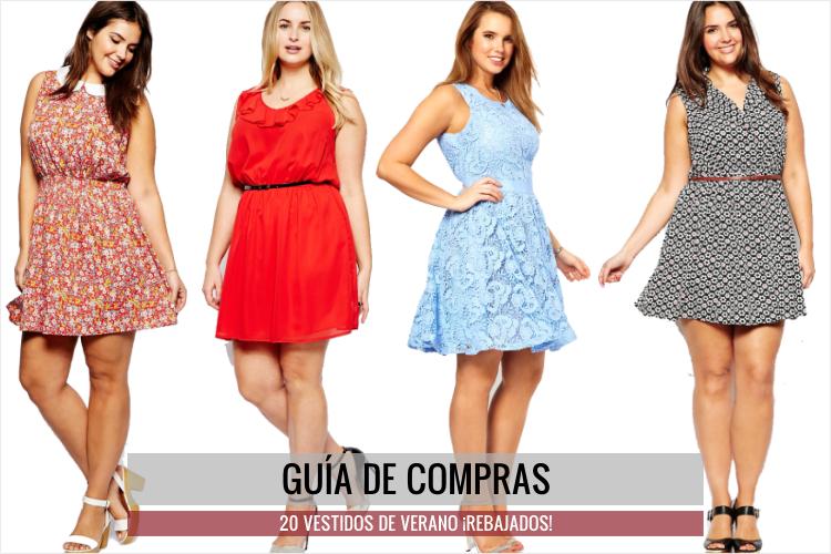 Guía de Compras: 20 Vestidos veraniegos ¡rebajados!