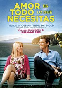 Amor es todo lo que necesitas (2012) Online peliculas hd online