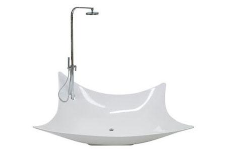 Ванна - итальянская «лёгкость»