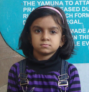 Youngest Indian Blogger - Akshita Yadav