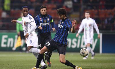 Inter Cska Mosca 1-2 highlights sky