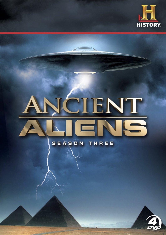 poster Người ngoài hành tinh cổ đại - Phần 3