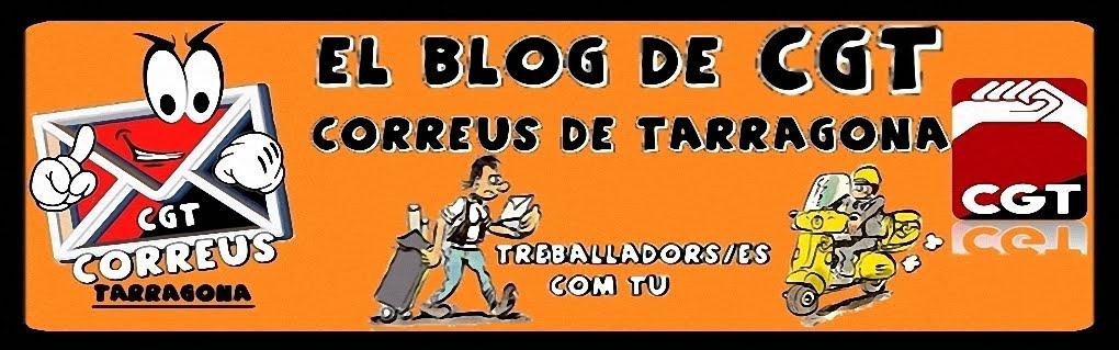 CGT CORREUS TARRAGONA
