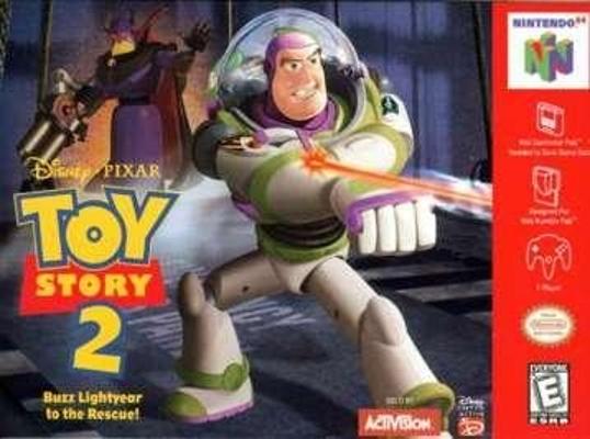 Toy Story 2 - Nintendo 64