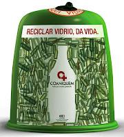 coaniquem reciclaje vidrio