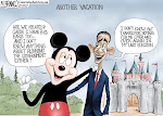 Mickey & Obama