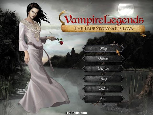 Vampire Legends The True Story of Kisilova Collectors Edition