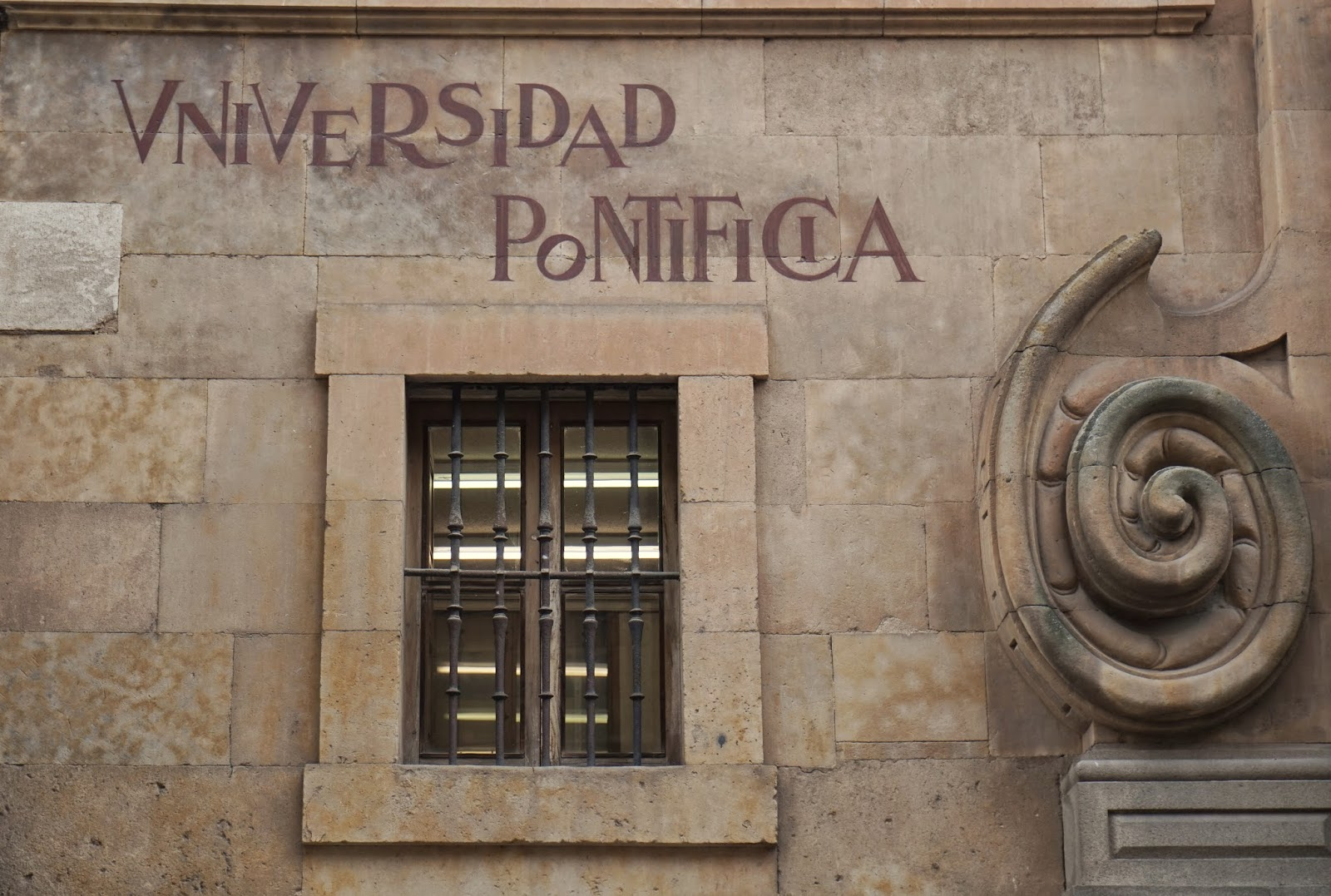 Universidad Pontificia Salamanca