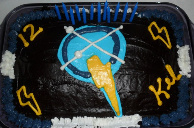ratchet and clank cake
