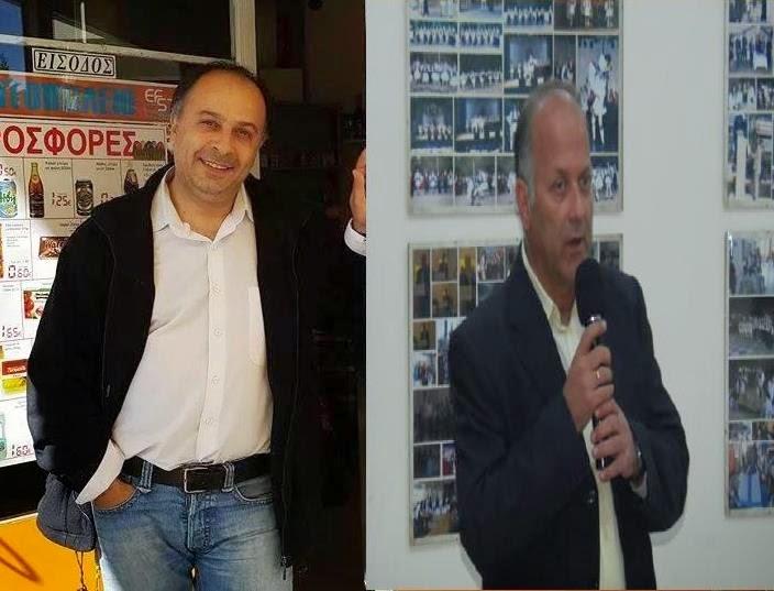 Ευχαριστίες Μουστακάκη στον αντιδήμαρχο Θανάση Σχίζα για παιδική χαρά