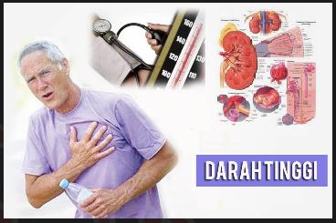 Solusi Pengobatan Penyakit Darah Tinggi Secara Alami