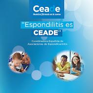 CEADE, COORDINADORA ESPAÑOLA DE ASOCIACIONES DE ESPONDILOARTRITIS