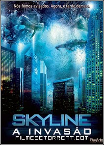 Skyline A Invasão Torrent Dual Audio