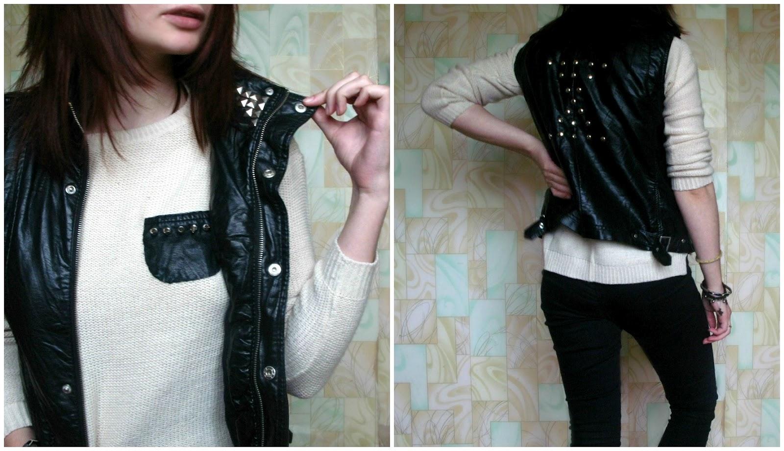Как из старой куртки сделать модную фото
