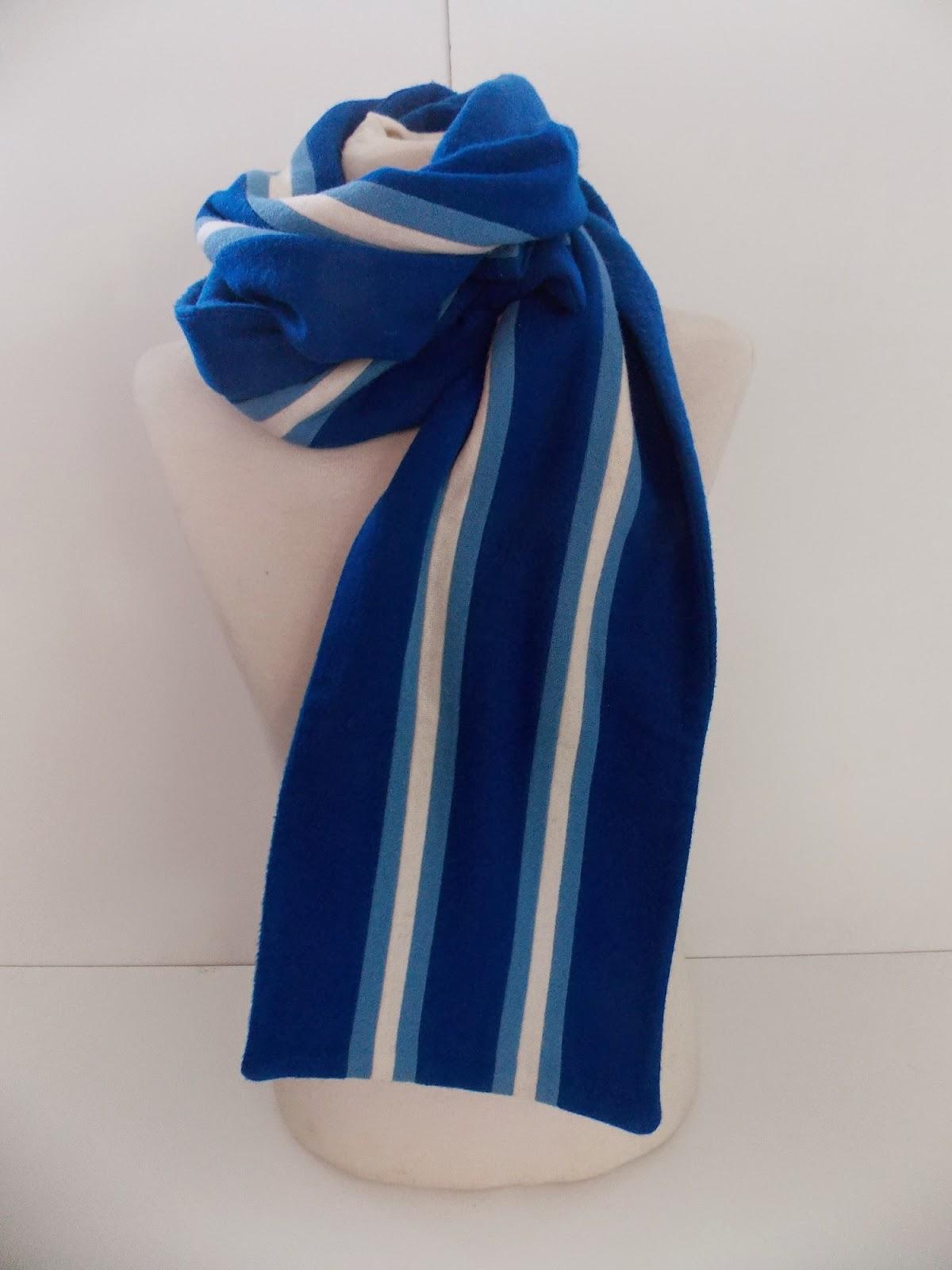 gama clothing presents cambridge scarf