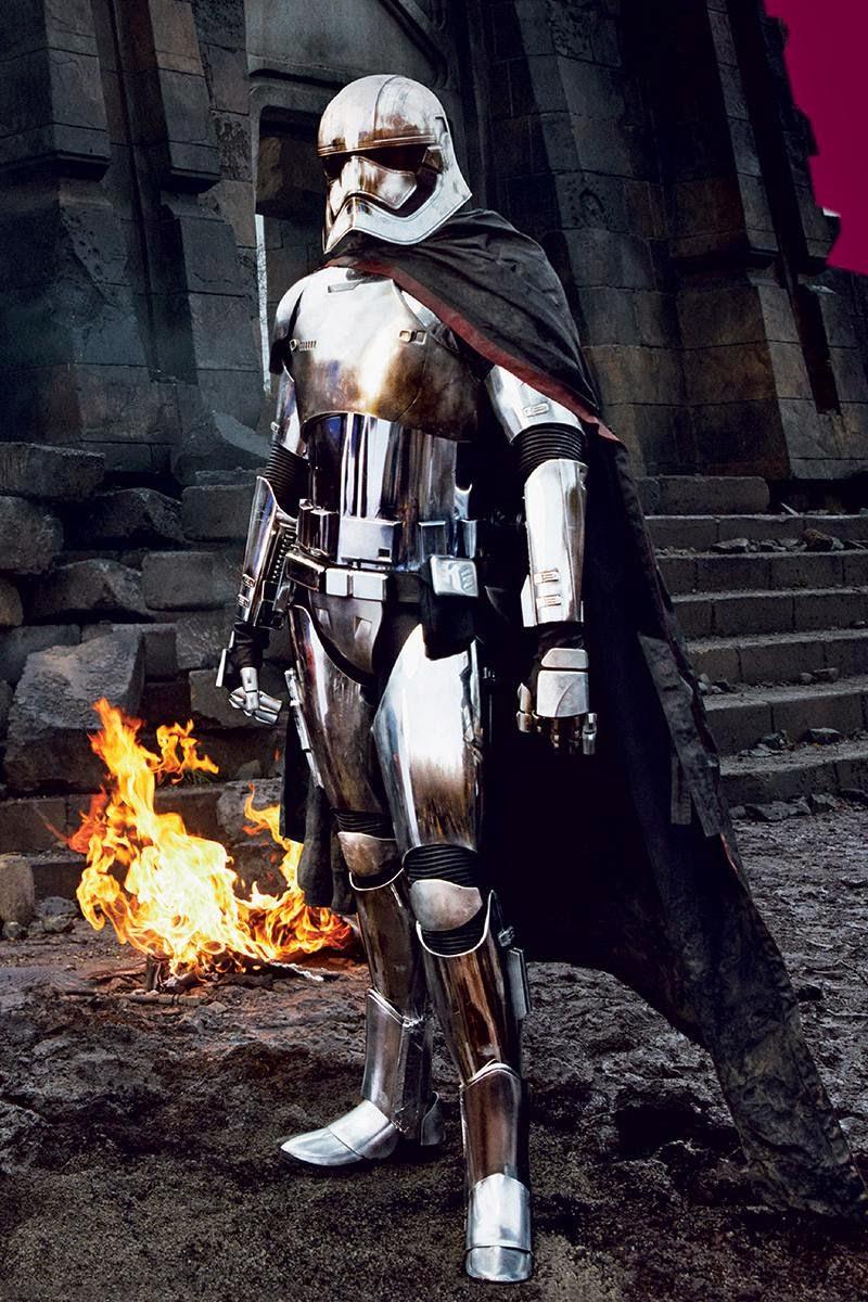 nuevo lider de los stormtroopers