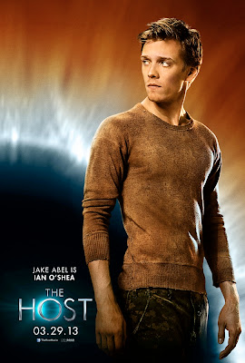 The Host - poster. Jake Abel (Ian)