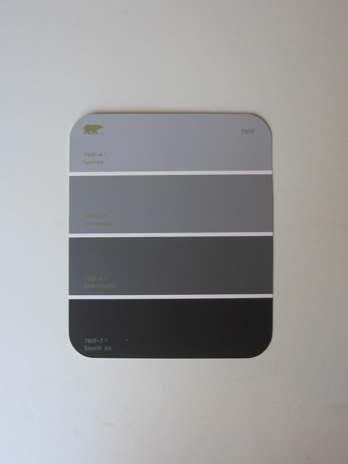Light Gray Paint Colors Behr