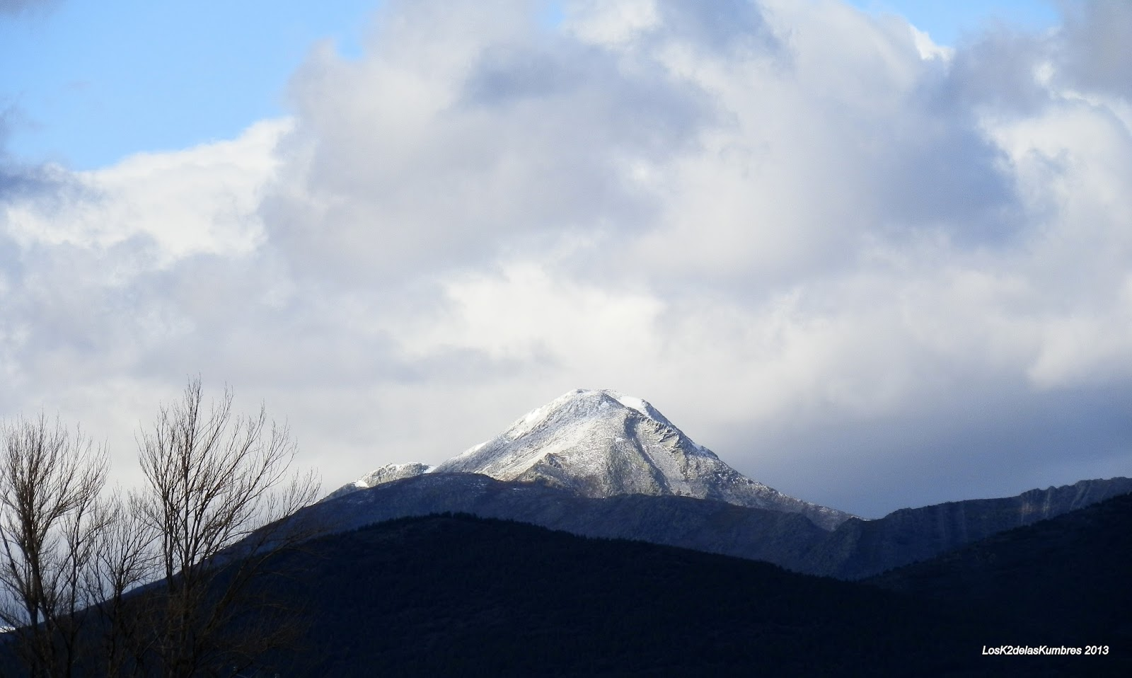 El Pico del Ocejon - Sierra de Ayllon