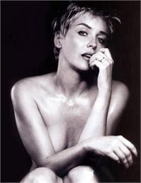 Sharon Stone: PUMA COMO ES!