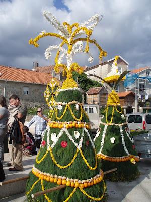 Fiesta de Maios Galicia