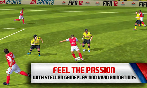 FIFA 12 by EA SPORTS apk