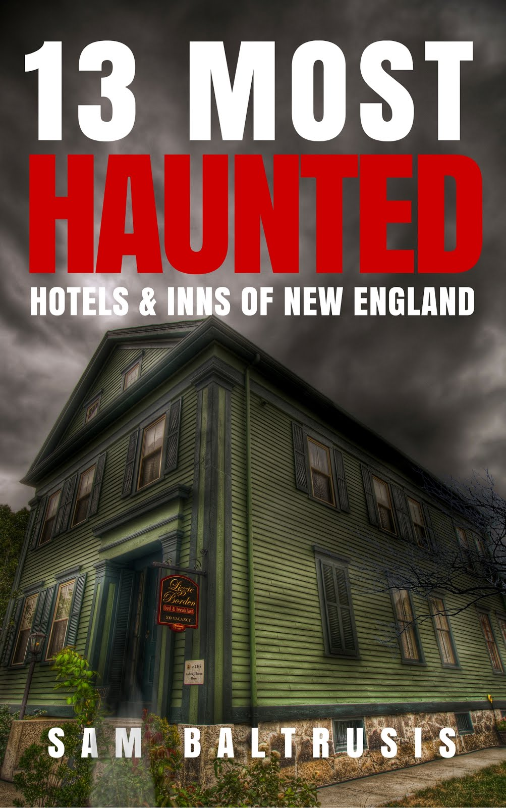 "New ""13 Most Haunted Hotels"" Book"