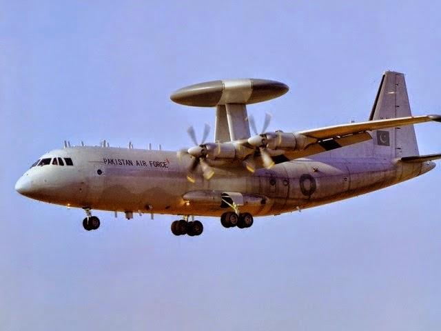 Karakoram Eagle  AWACS