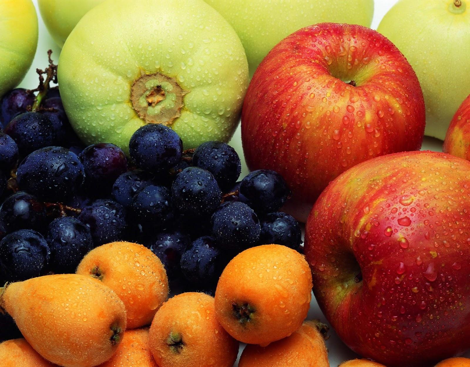 Beautiful wallpapers beautiful fruits wallpapers for Beautiful vegetables