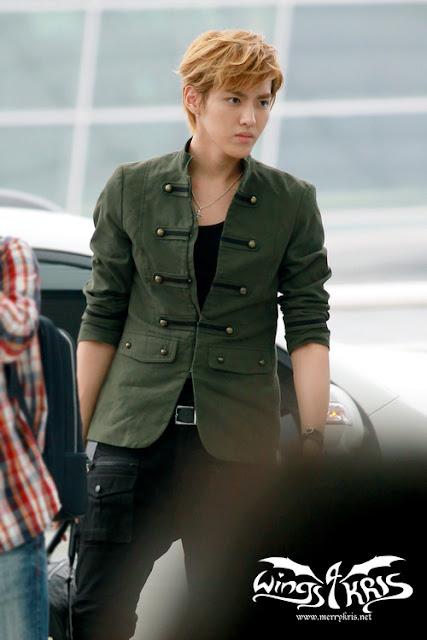 exo kris airport style 3