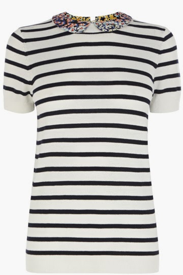 oasis striped top