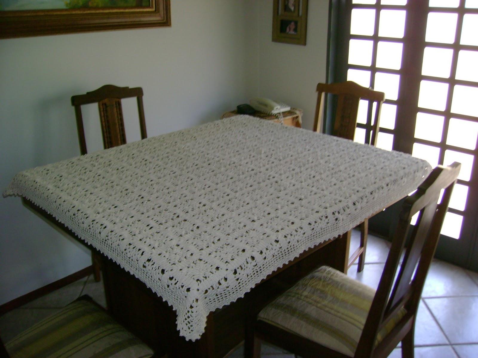 Tapetes de croch toalha de mesa - Tapetes para mesa ...