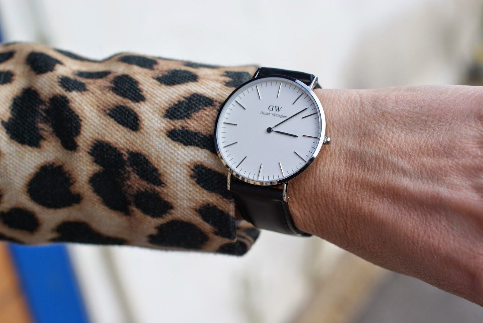 Daniel Wellington Classic Sheffield watch, Fashion and Cookies, fashion blogger