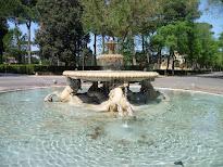 Villa Borghese: fontane e musica