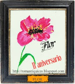 2º aniversario. Blog de Flor