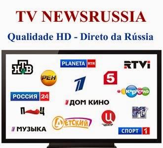 TV ONLINE DA RÚSSIA