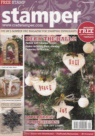 Craft Stamper - Dec 2012