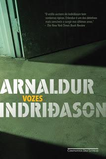 Vozes, de Arnaldur Indridason