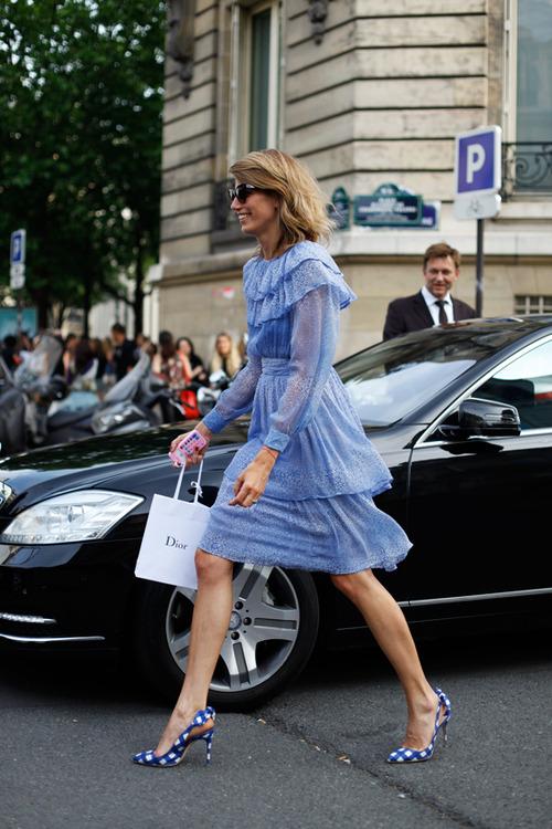 My Fashion Tricks Street Style Veronika Heilbrunner Fashion Editor