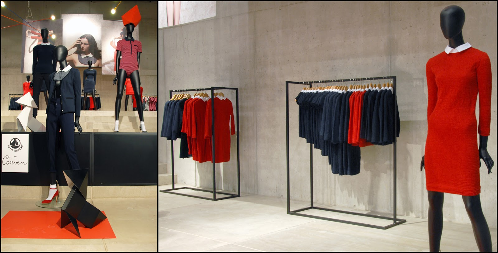 smets blog carven x petit bateau exclusivity smets premium store brussels. Black Bedroom Furniture Sets. Home Design Ideas